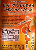Die Rückkehr der Shaolin - Recklinghausen 2012 -