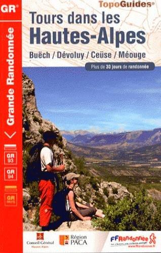 Tours dans les Hautes-Alpes : Buëch / Dévoluy / Céüse / Méouge par FFRandonnée
