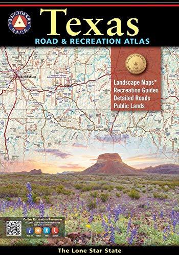 Texas Road & Recreation Atlas
