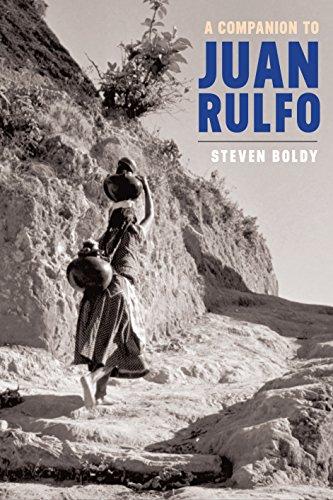 A Companion to Juan Rulfo (Monografías A Book 361) (English ...
