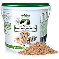 Harina de Huesos para Perros (2KG) | 100% NATURAL | Rico en Calcio |Beneficioso para los Huesos de tu Mascota | AniForte®