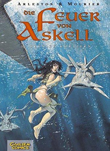 Die Feuer von Askell; Bd.3 : Blutige Korallen -