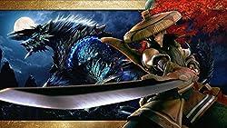 Monster Hunter Poster auf Seide/Siebdrucke/Tapete/Wanddekoration A13257380
