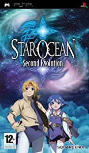 Star Ocean: Second Evolution (PSP)