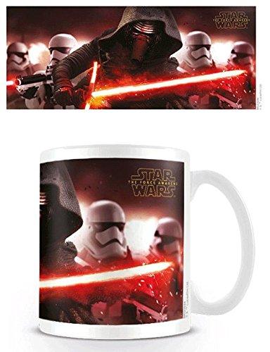 Star Wars The Force weckt Kylo Ren Stormtrooper Tasse aus Keramik