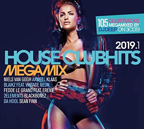 Preisvergleich Produktbild House Clubhits Megamix 2019.1