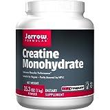 Jarrow Formulas, Monohydrate de créatine Kilo, 35,3 oz (1 kg) de poudre