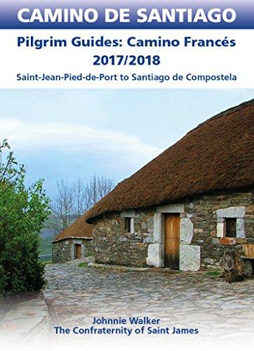 Camino Francés Guidebook: Pilgrim Guides: Saint-jean-pied-de-port To Santiago (camino De Santiago) por Johnnie Walker Gratis