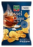 funny-frisch Kessel Chips Sea Salt, 10er Pack (10 x 120 g)