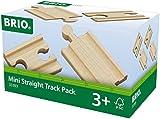 BRIO Mini Straight Track Pack