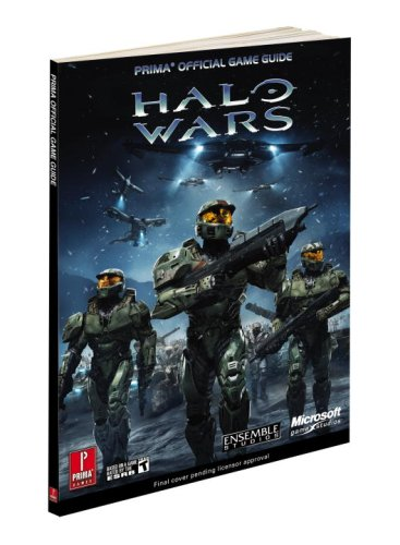 Halo Wars: Prima Official Game Guide: Prima's Official Game Guide (Prima Official Game Guides) (Halo Wars Game Guide)