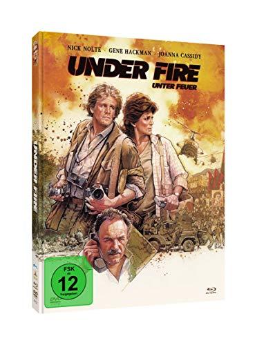 Unter Feuer - Limitiertes Mediabook (+ DVD) [Blu-ray]
