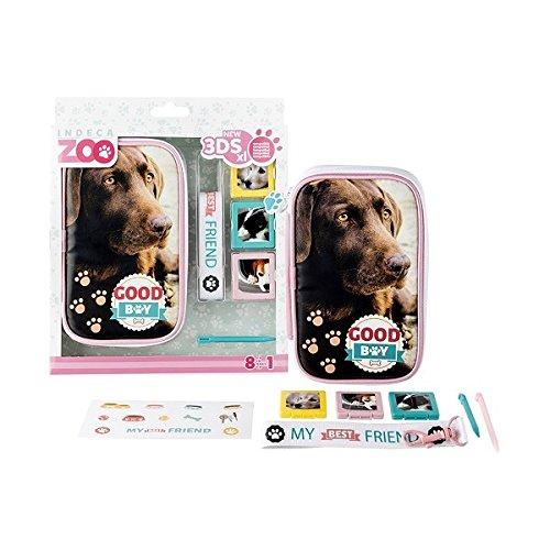 Sacoche et Accessoires Chiot Labrador pour Nintendo New 3DSXL / DS*