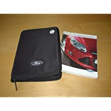 FORD FOCUS ST OWNERS HANDBOOK (2010 - 2013) - 1.0 1.6 & 2.0 ECOBOOST