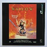 Laser Disc Willow Val Kilmer Warwick Davis 1988 PAL