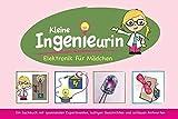 Kleine Ingenieurin: Elektronik für Mädchen. Lernpaket mit allen elektronischen Bauteilen, die für die Experimente benötigt werden.