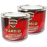 1Kg Karbid ALT BEWÄHRT & SEHR ERGIEBIG - in großen Stücken für langanhaltende Wirkungsdauer und hohe Gasentwicklung für Karbidlampen Karbidschweißen usw. - Carbid Calciumkarbid