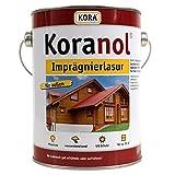 Koranol Imprägnierlasur Aussenlasur Holzschutzlasur farblos 0,75L