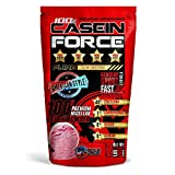 100% CASEIN FORCE 2 LB (chocolate blanco y fresa)