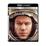 The Martian [4K UHD] [Blu-ray]
