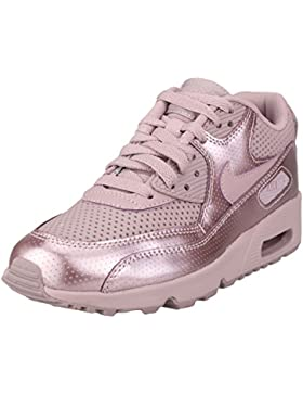 Zapatillas Nike – Air Max 90 Se LTR (GS) Morado/Morado Talla: 37,5