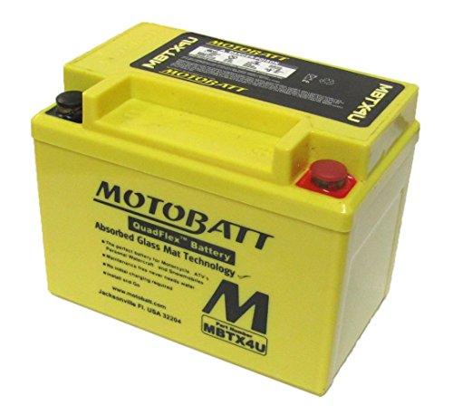Aprilia SR 50 Racing Valentino Rossi MBTX4U Batterie moto 2000-2001