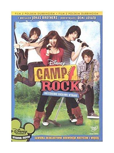 Camp Rock [DVD] by Barbara Everest (Rocks Everest)