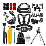 Homyl 46-in-1 Action Kamera Zubehör Kit für GoPro Hero 6 5 AKASO SJCAM usw.