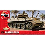 Airfix A01302 Panther Tank 1:76 Scale Series 1 Plastic Model Kit
