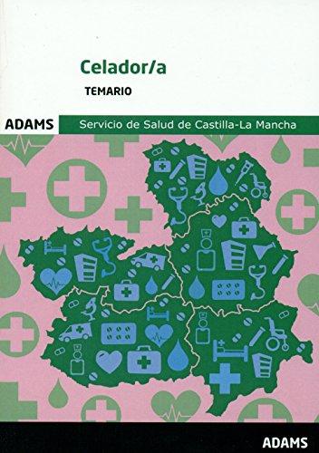 Temario Celador/a del Servicio de Salud de Castilla - La Mancha