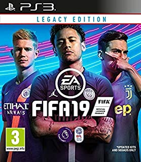 FIFA 19 Edición Legacy - PlayStation 3 [Edizione: Spagna] (B07DMGHB7V) | Amazon price tracker / tracking, Amazon price history charts, Amazon price watches, Amazon price drop alerts