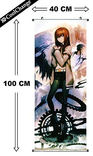 CoolChange Poster Enrollable/ Kakemono de Steins Gate...