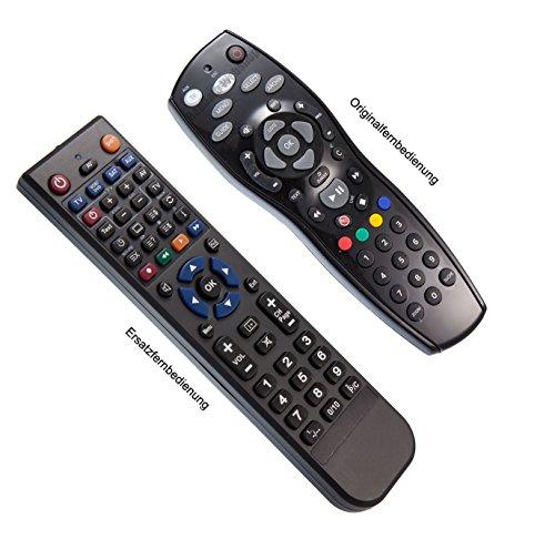 Ersatz Fernbedienung für SKY Humax HD-3000 S HD3 Pace HD1 HD2 Sky SRC-40