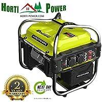 Del Relé Generador portátil 2000W gasolina arranque fácil