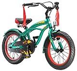 bikestar-406cm-16-pulgada-Bicicleta-para-nios-Cruiser-Verde