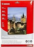 Canon Photo Paper Plus Semi-gloss SG201 papier photo A4 20 feuilles