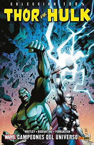 Thor Vs. Hulk. Campeones