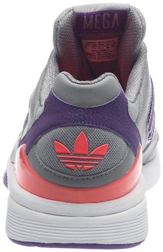adidas Originals Mega Torsion Rs, Chaussures lifestyle baskets mode homme Gris/Mauve vif/Gris