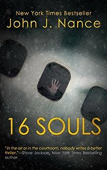16 SOULS (English Edition) par [Nance, John J.]