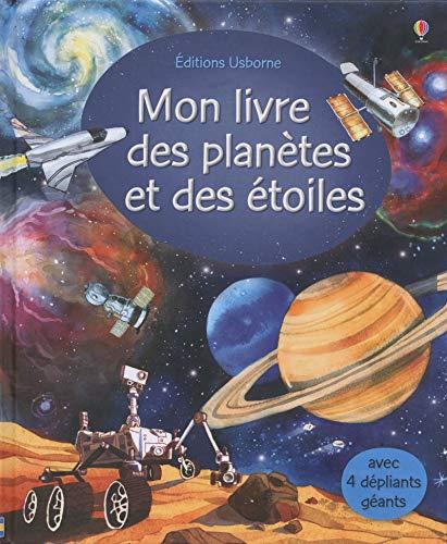Mon livre des planètes et des étoiles par Emily Bone