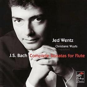Partita in A minor BWV 1013: Corrente