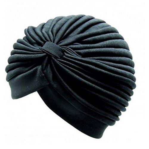 Qissy® Turbante Retro Equipaggiata copertura della testa