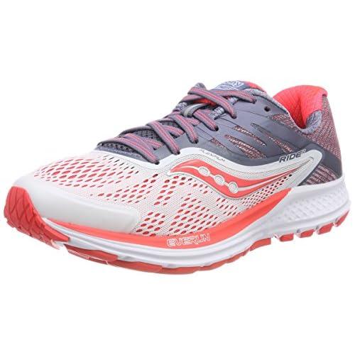 51mZR2r8ssL. SS500  - Saucony Women's Ride 10 Running Shoes
