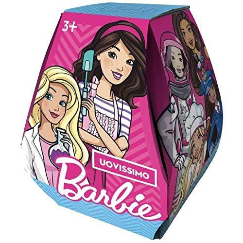 Uovissimo Barbie Uovo di Pasqua Giocattolo con Sorprese 2019