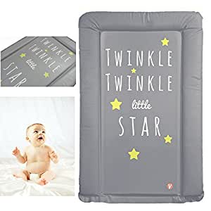 Venosure 'Twinkle Twinkle Little Star' Nursery Baby Changing Mat