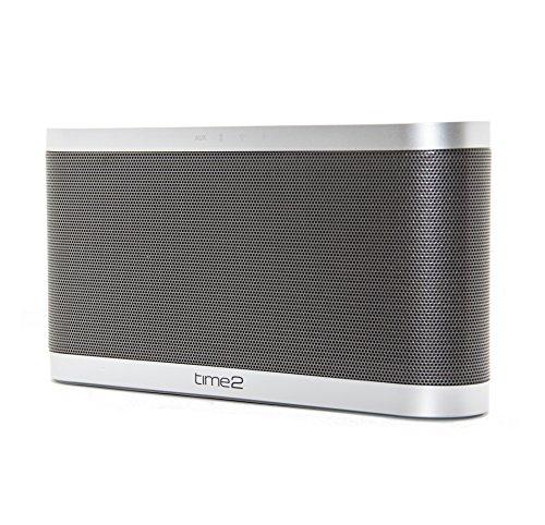 Tragbarer Wireless Multiroom Lautsprecher (WiFi / Bluetooth / Airplay / DLNA / Aux / Spotify) WLAN Speaker für Musik streaming system [20W Treiber] mit USB-Ladeport