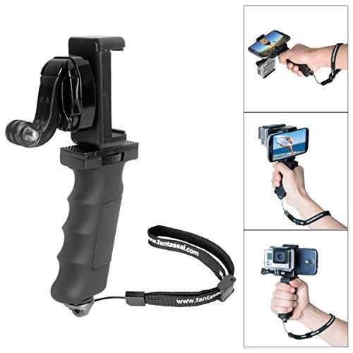 fantasealr-action-kamera-handgriff-actioncam-handheld-universal-ergonomisch-action-kamera-grip-fur-g