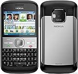 nokia E5 QWERTY keypad Symbian Smartphone - Black