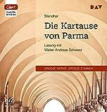Die Kartause von Parma (3 mp3-CDs) - Stendhal