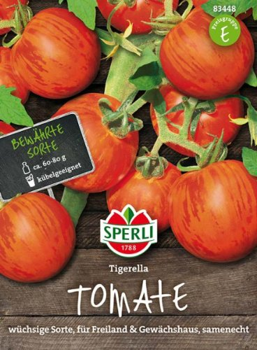 Sperli Tomate Tigerella